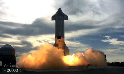 SpaceX успешно испытала прототип ракеты Starship SN10 - Фото