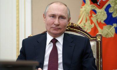 Владимир Путин предложил Джо Байдену поговорить в прямом эфире - Фото