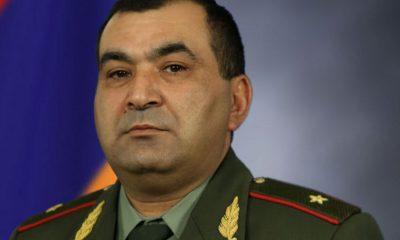 Экс-замглавы Генштаба Армении Тиран Хачатрян подал в суд на президента - Фото