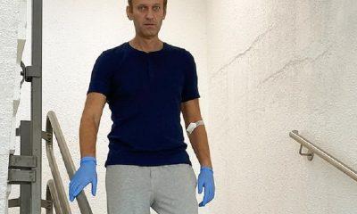 Спецдокладчики ООН обвинили Россию в отравлении Навального - Фото