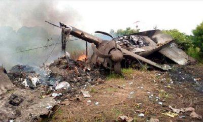В Южном Судане при крушении небольшого самолета погибли 10 человек - Фото