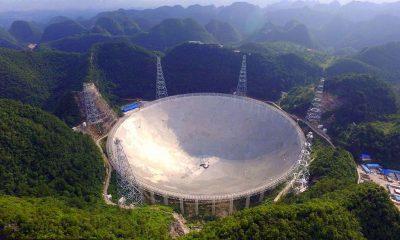 Астрономы обнаружили три новых быстрых радиовсплеска - Фото
