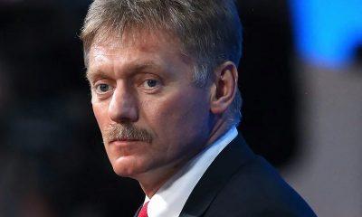 В Кремле назвали санкции ЕС и США вмешательством во внутренние дела РФ - Фото