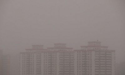 ВПхеньяне из-за пыльной бури дипломатам запретили передвижение погороду - Фото
