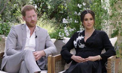 Более 17 млн человек посмотрели интервью Меган Маркл и принца Гарри наканале CBS - Фото
