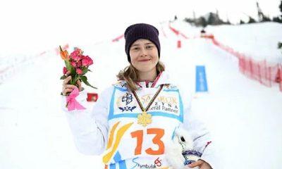 Российская фристайлистка Анастасия Смирнова победила в парном могуле на чемпионате мира - Фото