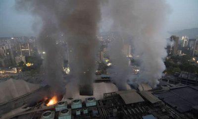 Минимум 11 человек погибли при пожаре в больнице индийского города Мумбаи - Фото
