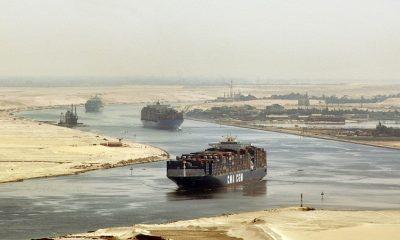 Советник президента Египта: разгрузка Суэцкого канала займет до 4-х дней - Фото