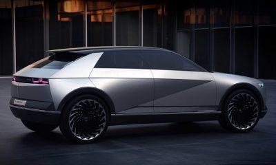 Hyundai приостановит производство электрокаров IONIQ 5 из-за нехватки комплектующих - Фото