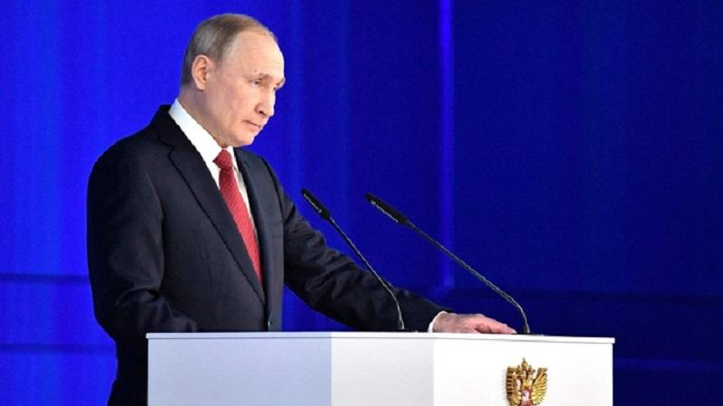Путин о готовившемся государственном перевороте в Беларуси