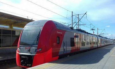 Между столицами Беларуси и России запущены скоростные поезда