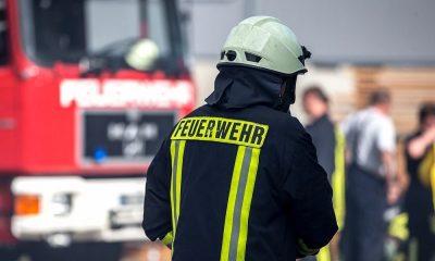 В Берлине при пожаре в больнице погиб один человек и пятеро получили ранения - Фото