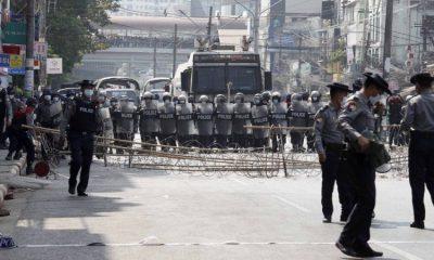Военные Мьянмы заявили о 258 погибших в стране в результате протестов - Фото