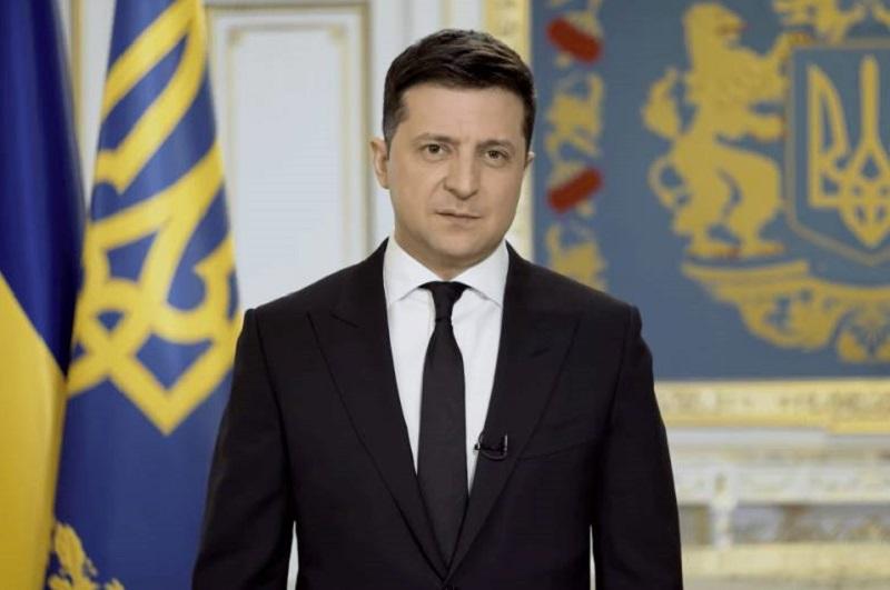 Владимир Зеленский предложил Владимиру Путину встретиться в Донбассе - Фото