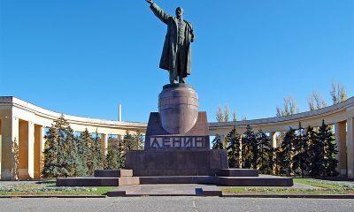 Партия «Коммунисты России» просит ЮНЕСКО признать памятники Ленину всемирным наследием - Фото