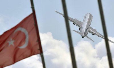 Россия с 15 апреля ограничивает авиасообщение с Турцией и Танзанией - Фото