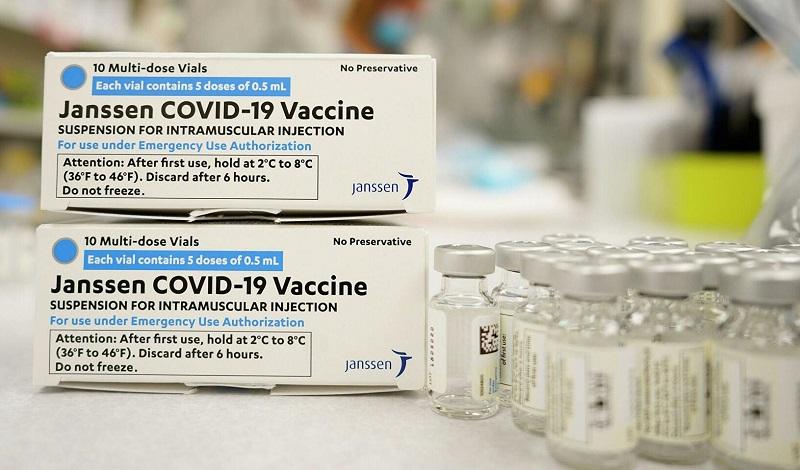 В США один человек умер, а другой в критическом состоянии после вакцинации препаратом J&J - Фото