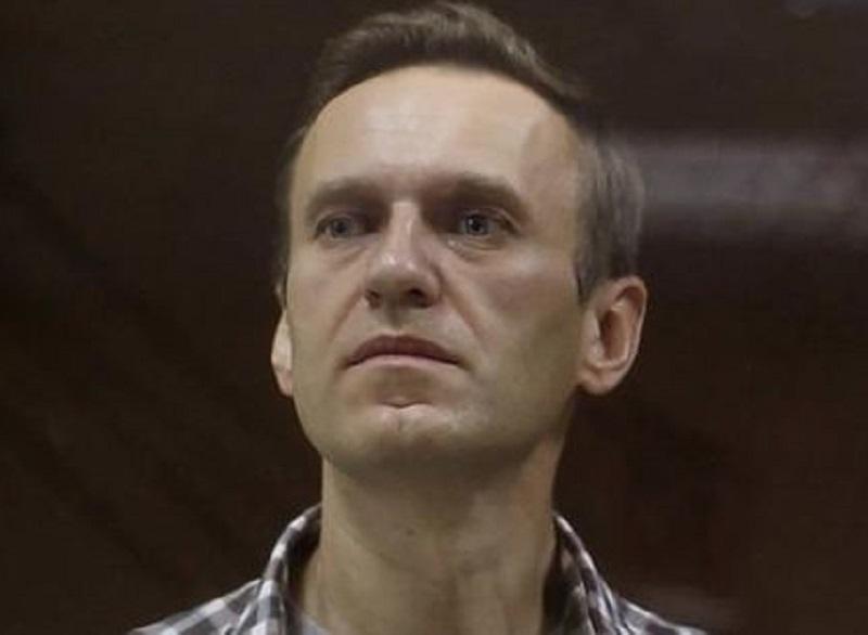 У Алексея Навального обнаружили две грыжи и протрузию - Фото