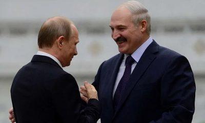 В Кремле подтвердили встречу Путина и Лукашенко в Москве 22 апреля - Фото