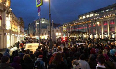 Около 14 400 человек приняли участие в несанкционированных акциях в России - Фото