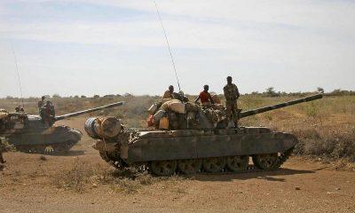 Эритрея начала вывод своих войск изэфиопского региона Тыграй - Фото
