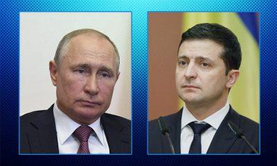Кремль: Путин готов разговаривать с Зеленским, но не о Донбассе - Фото