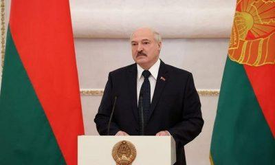 Лукашенко были вручены верительные грамоты