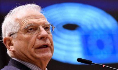 Боррель заявил, что ЕС считает обвинения России в недружественных действиях необоснованными - Фото