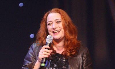 Известная певица Нив Кавана из Ирландии