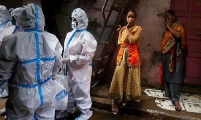 В Индии рост числа случаев мукормикоза