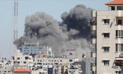 Агентство Associated Press шокировано уничтожением их офиса в Газе