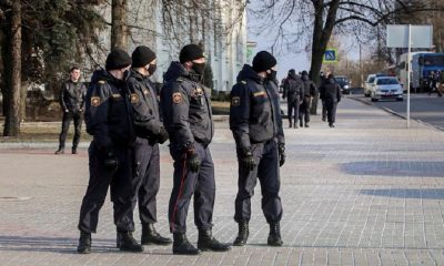 Празднование Дня Победы в Беларуси не обошлось без задержаний и арестов - Фото