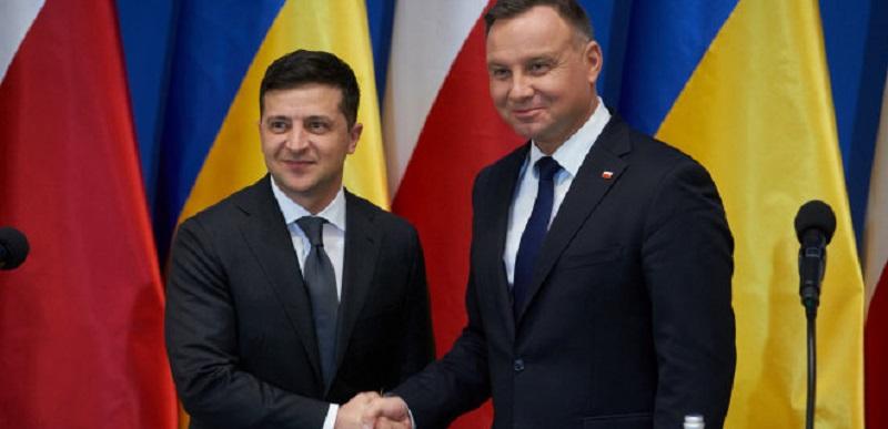 Дуда заявил, что вступление Украины в НАТО обсудят в июне