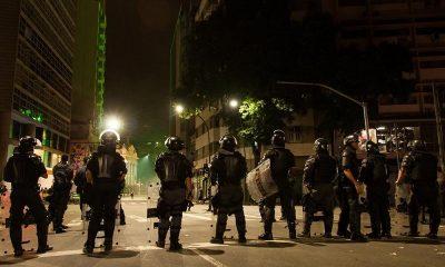 Кровавая бойня в Рио-де-Жанейро в ходе полицейской спецоперации