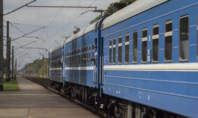 Поезд Минск-Брест совершил аварийную остановку