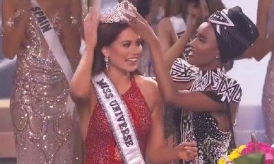 Мексиканка Андреа Меса стала Мисс Вселенная - Фото