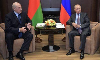 Президент Беларуси Лукашенко в третий раз за год посетит Россию - Фото