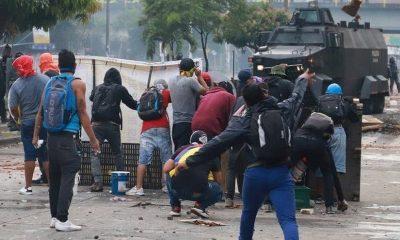 В Колумбии за неделю протестов погибли более 30 человек - Фото