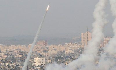 Более 1000 ракет выпустили по Израилю из сектора Газа с начала эскалации - Фото