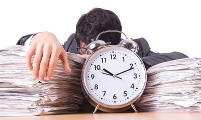 ВОЗ: увеличение рабочего времени повышает риск смерти от инсульта - Фото