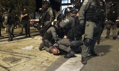 В Израиле арестовали более 370 участников беспорядков - Фото