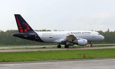 Brussels Airlines сообщила о возобновлении полетов в РФ с 12 июня мимо Беларуси - Фото