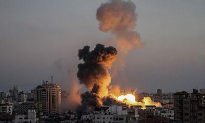 Восемь человек погибли при авиаударе по лагерю беженцев в городе Газа - Фото