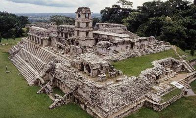 В Мексике приостановят доступ к древнему городу майя в Паленке - Фото