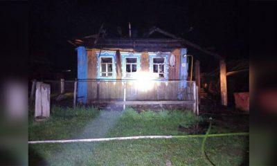 В Удмуртии при пожаре погибли четверо детей и двое взрослых - Фото