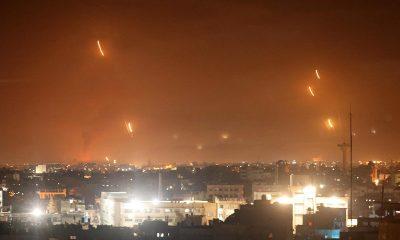 Около 1750 ракет выпустили по Израилю из сектора Газа с начала эскалации - Фото