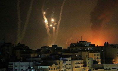Более 200 тысяч человек в Газе остались без электричества из-за ракетного обстрела ХАМАС - Фото