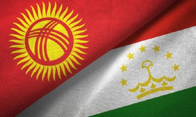 Кыргызстан и Таджикистан планируют к 9 мая описать 112 км общей границы - Фото