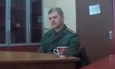 В Беларуси военного приговорили к 18 годам лишения свободы за госизмену - Фото
