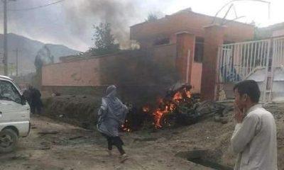 53 человека погибли в результате серии взрывов около школы в Кабуле - Фото